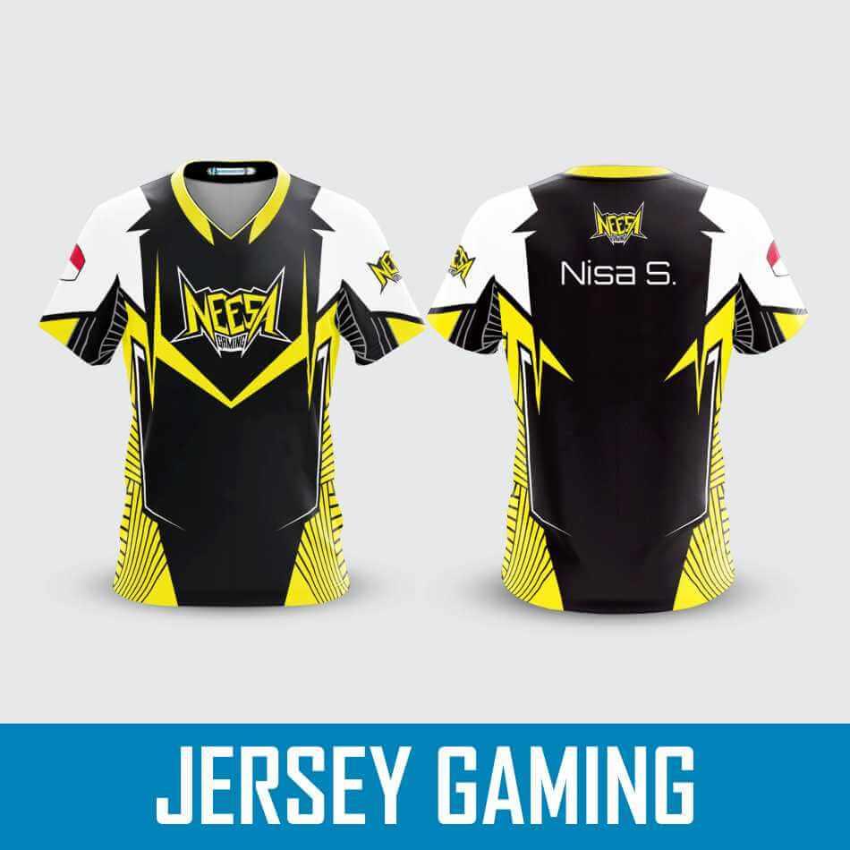 Bikin Jersey Gaming
