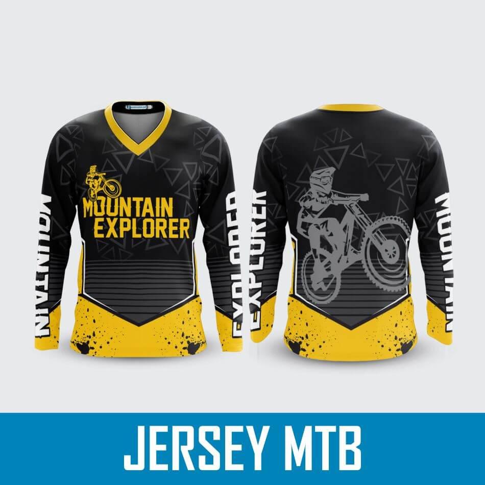 Bikin Jersey MTB