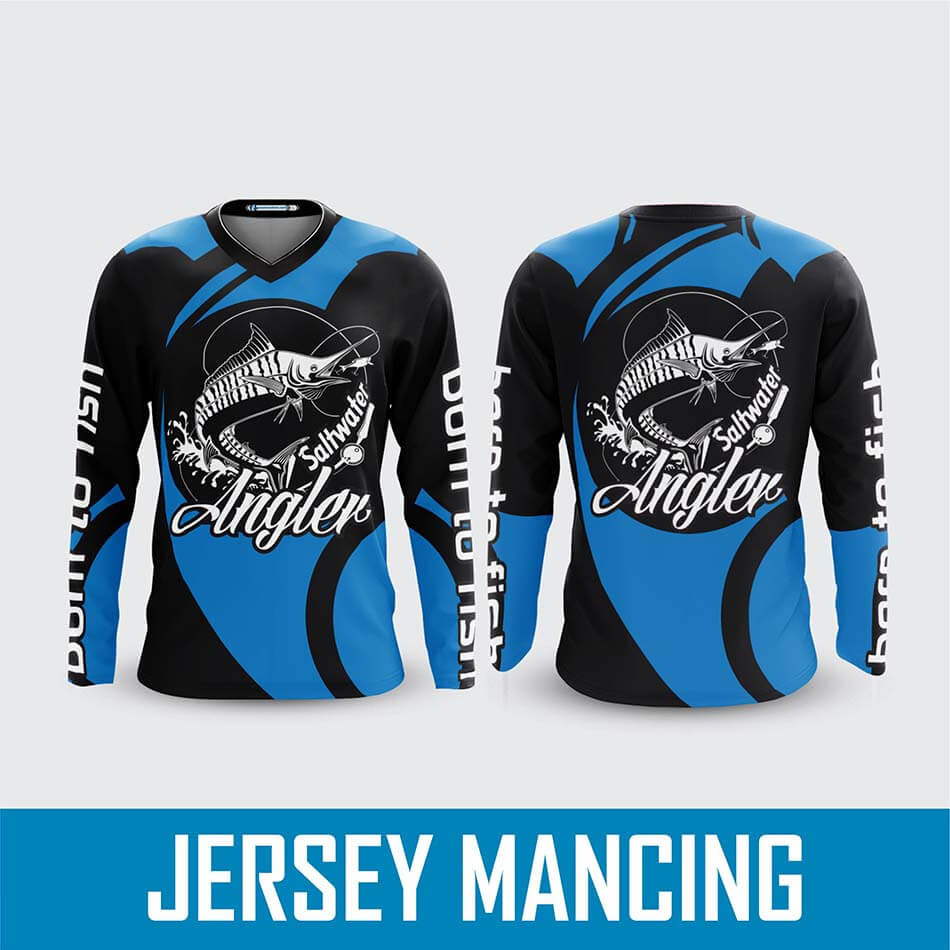 Bikin Jersey Mancing