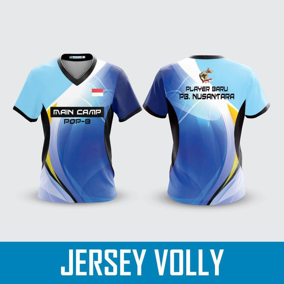 Bikin Jersey Volly